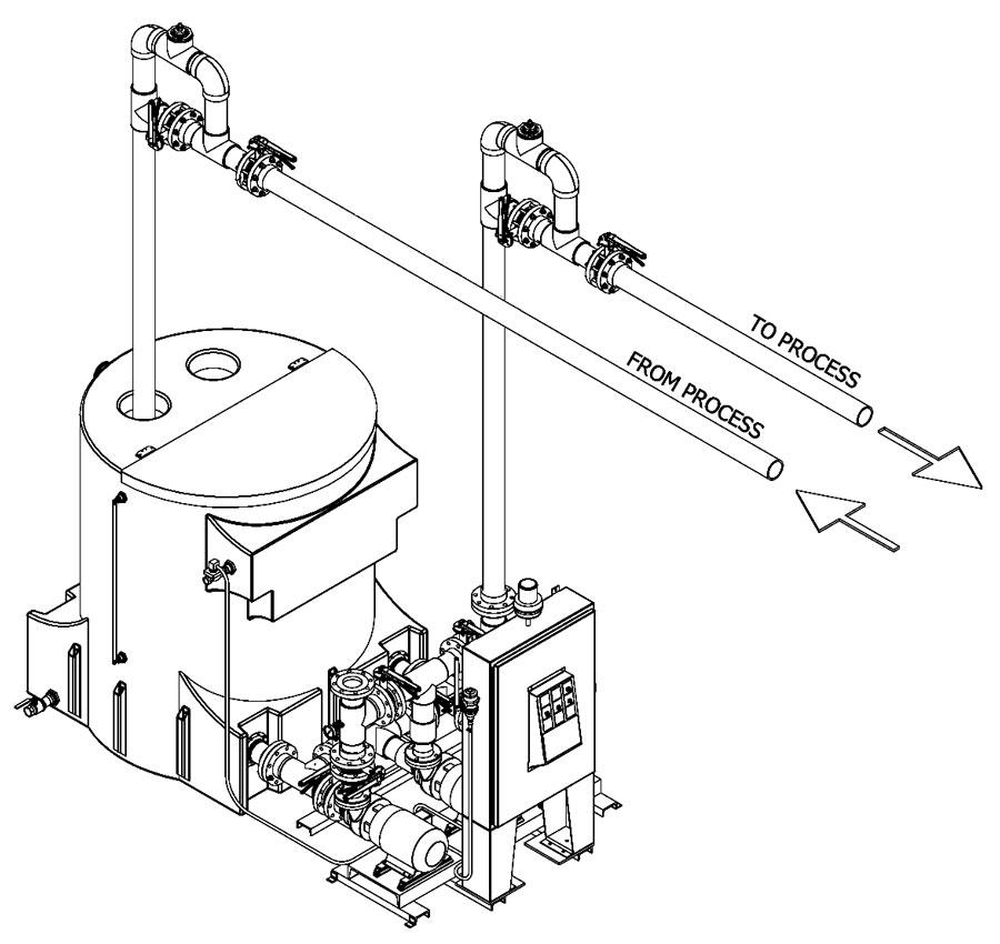 Vacuum Breaker