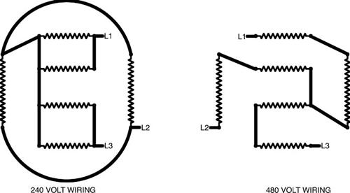 voltage change