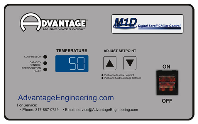 M1D Series Control Instrument