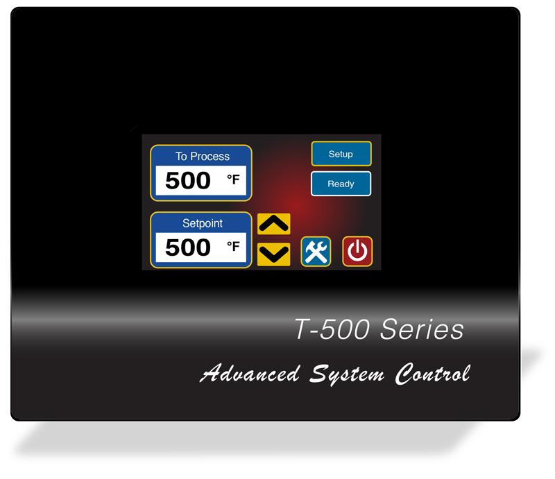 Regal T500 Control Instrument