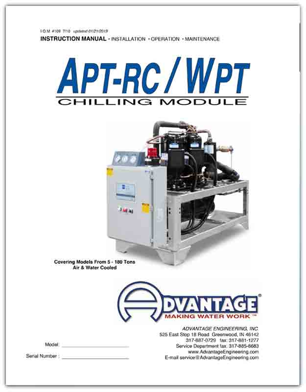 Download the APT-RC and WPT Series Manual