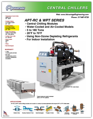 Central Chiller Modules Download APT-RC & WPT Series Product Literature
