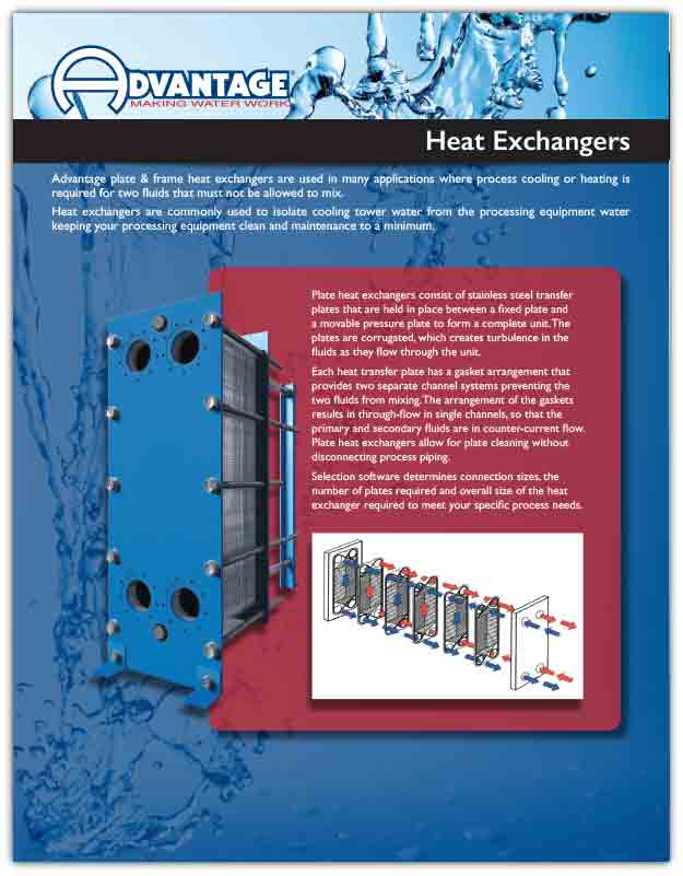 Heat Exchangers Download HE Series Product Literature