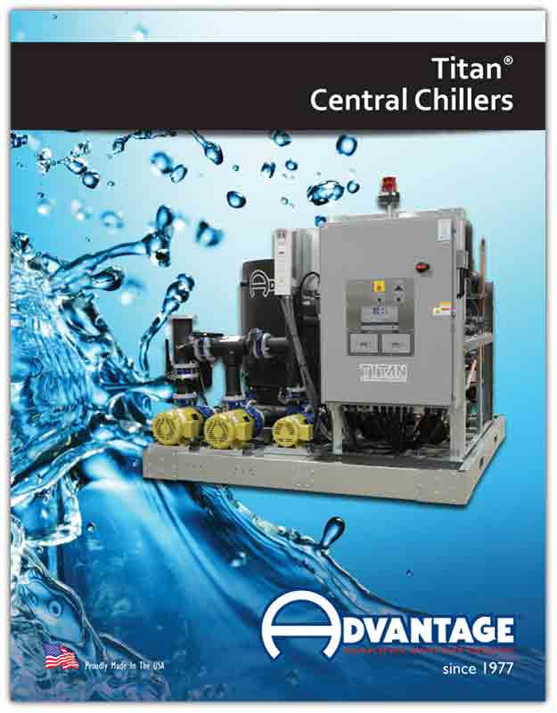 Literature for Titan Series Central Water Chillers