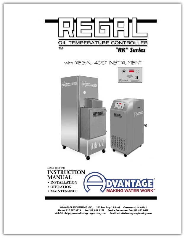 Download this Regal Manual