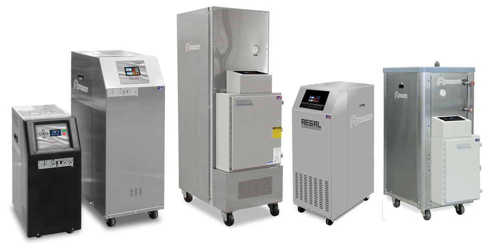 Temperature Control Units For Industrial Process Heating and